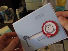 Make a Spinner Card with Catherine Pooler