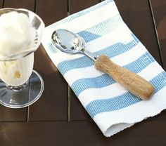 Wooden Ice Cream Scoop