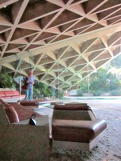 John Lautner's Sheats House