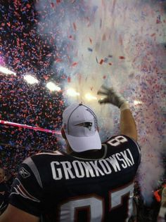 #87 - AFC Conference Championship win - Sun, Jan 22, 2012 Gillette Stadium, Foxborough, Mass.