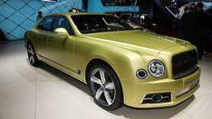2017 Bentley Mulsanne Speed #BentleyMulsanne