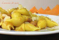 Conchiglie+zucca+e+pistacchio