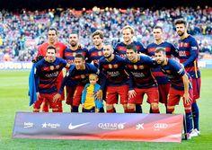 Equipos de fútbol: BARCELONA contra Granada 09/01/2016