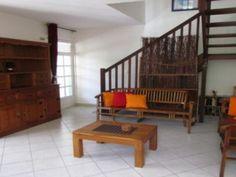 Villa Pearl Jolie villa à 500 m de la plage jardin 2 chambres climatisées (Réf:4863 Villa Martinique Diamant)