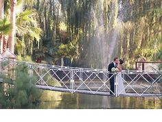 Rancho de las Palmas Moorpark Ventura County Wedding Venue Garden Weddings in Southern California 93021