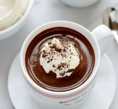 French Hot Chocolate | Food Recipes