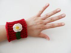 FREE SHIP yoga bracelet Handmade Bracelet Cuff by JasmneAccessores, $9.90