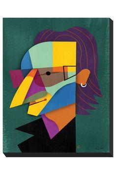 Bono (CARICATURE) by David Cowles