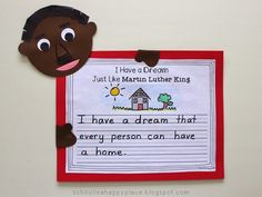 School Is a Happy Place: Make Way for MLK: A Free Learning Packet and Book Recommendations