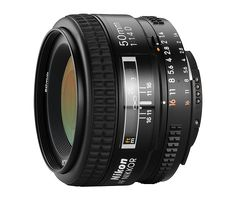 ltra-fast f/1.4 prime lens for exquisite sharpness and bokeh With outstanding NIKKOR optics and an ultra-fast f/1.4 maximum aperture, the AF...