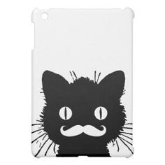 ==>Discount          FUNNY RETRO MUSTACHE ON BLACK KITTY CASE FOR THE iPad MINI           FUNNY RETRO MUSTACHE ON BLACK KITTY CASE FOR THE iPad MINI In our offer link above you will seeReview          FUNNY RETRO MUSTACHE ON BLACK KITTY CASE FOR THE iPad MINI please follow the link to see f...Cleck Hot Deals >>> http://www.zazzle.com/funny_retro_mustache_on_black_kitty_ipad_mini_case-256191427350981916?rf=238627982471231924&zbar=1&tc=terrest