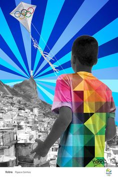Kobra: Pipas e Sonhos Rio 2016.
