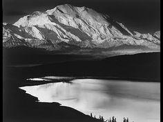 McKinley, Ansel Adams