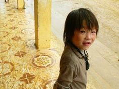 Schoolboy in Vietnam. #Vietnam #Asia #Travel