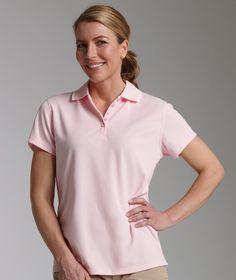 Charles River Apparel Style 2811 Women's Classic Wicking Polo - SweatshirtStation.com #CharlesRiverApparel #wickingpolo #poloshirt