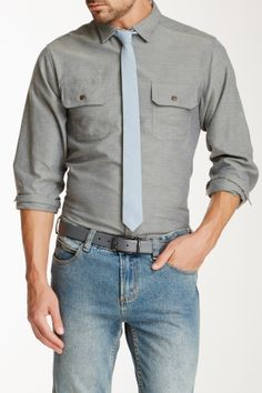 Jordan Jasper On Tap Long Sleeve Double Pocket Woven Shirt on HauteLook