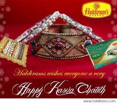 Haldiram Wishes You All Happy Karva Chauth #Haldiram #HaldiramNagpur #HaldiramNagpurReviews #KarvaChauth