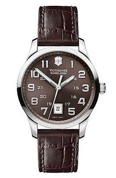 Victorinox Swiss Army Men's 241323 Classic Alliance Dial Watch