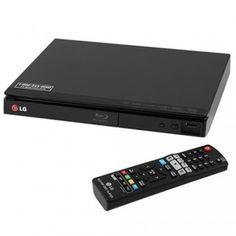 LG BP330 Blu-ray Disc Player