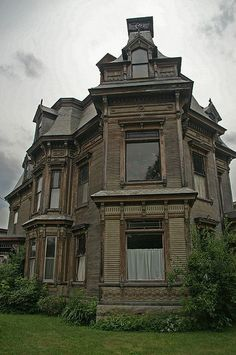 Abandoned Victorian Mansions | mansion # victorian house # victorian