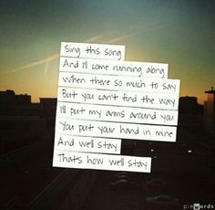 Joshua Radin lyrics