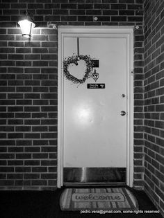 #febphotoaday  #project366 , Day 9: Front Door. by pvera, via Flickr