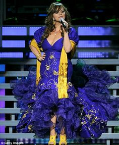 """""""My heart breaks for the loss of Jenni Rivera & everyone on the plane. My prayers go out to her family. We lost a legend today."""""""