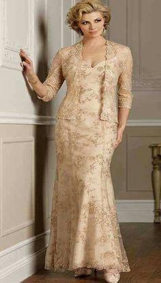 Vestido para mama de la novia