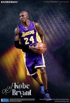3bb8c16a71cf Enterbay Los Angeles Lakers Kobe Bryant EXCLUSIVE Dual Pack 1 6 Figure  4897020280163 eBay