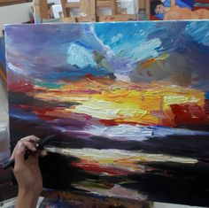 7 týždenný kurz AKRYL OD A  DO Z Bratislava, Painting, Painting Art, Paintings, Painted Canvas, Drawings