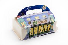 Nasce reBOX il progetto che trasforma il cibo avanzato al ristorante in una buona abitudine: un contenitore che ti permette di portare a casa gli avanzi. www.re-box.it