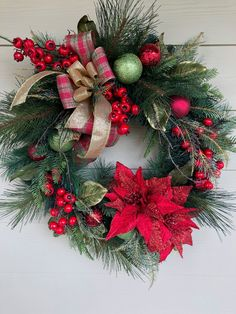 How To Display Christmas Wreaths For Sale whether Christmas Tree Shop -- Christmas Lights Near Me Christmas Flower Decorations, Christmas Door Wreaths, Holiday Wreaths, Red Christmas, Christmas Crafts, Christmas Lights, Christmas Ideas, Winter Wreaths, Christmas Stuff
