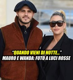 """""""Quando vieni di notte…"""". Mauro Icardi pubblica la foto a luci rosse con Wanda Nara, poi cancella ma ormai è tardi"""
