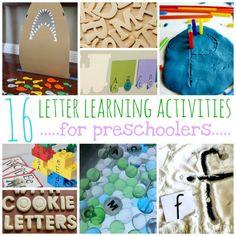 Letter Learning Blog Image