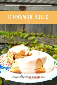 Ooey Gooey Cinnamon Rolls made from Scratch #ExperienceScrubDots  #AD