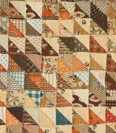 Civil War Quilts: 1862 Crib Quilt: Could it actually be 1862?