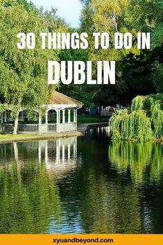 Road Trip Europe, Cities In Europe, Europe Travel Guide, Travel Guides, Dublin Travel, Ireland Travel, Visit Dublin, City Break, Travel Advice