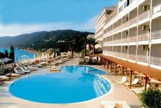 Aquis Agios Gordios Beach, Adults only hotels in Greece Soooooo looking forward to visiting here in October 2013 Agios Gordios, Corfu Holidays, Thomson Holidays, Corfu Town, Greece Hotels, Beach Hotels, Us Travel, Cruise, Beautiful Places