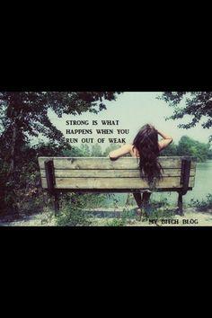 Struggles...
