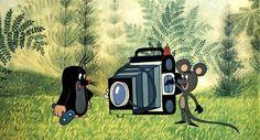 Zdeněk Miler - Krtek / Mole /Myyrä <3 I love this animation
