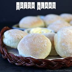 Irish Blaas - Tender and soft on the inside, crusty on the outside. Try our Irish Blaas for St. Paddy's Day.