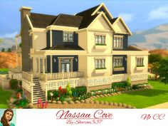 Nassau Cove by sharon337 at TSR via Sims 4 Updates