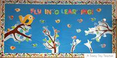A Teeny Tiny Teacher: Carson Dellosa Boho Birds