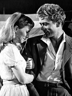 "James Dean & Julie Harris, ""East of Eden"" 1955"