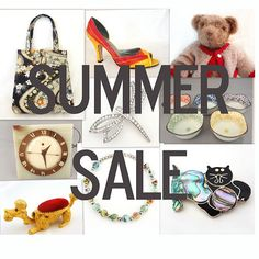 July Sale through Sunday at elegantkb dot net #ebay #vintage #jewelry #collectible...