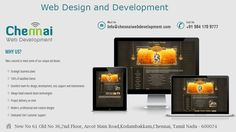 Do you want to have your own website? Chennai Web Development is a leading web development company providing perfect web solutions for all kinds of businesses. Web Development Company, Business Planning, Web Design, How To Plan, Website, Design Web, Shop Plans, Website Designs, Site Design