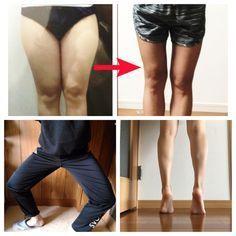 脚痩せしたいなら筋トレがおすすめ!ライターが実践して大成功した、太ももを細くする筋トレ・ふくらはぎを細くする筋トレを厳選して紹介します!ジムで筋トレしたい人向けの、脚痩せに効果的なマシンも紹介。モチベが上がるビフォーアフター写真も必見です!