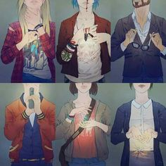 Life is Strange Game, Fan Art,
