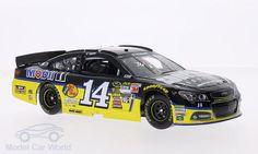 Chevrolet SS, No.14, Stewart-Haas Racing, Code 3 Associates, Nascar