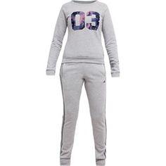 adidas Performance Dres medium grey/solid grey